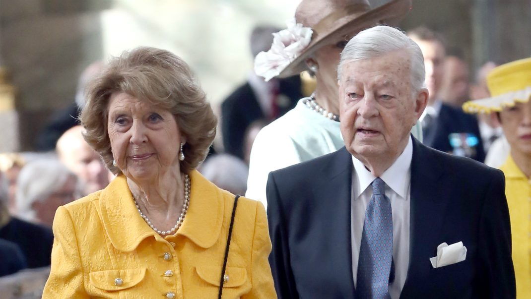 Kungafamiljen i sorg – prinsessan Désirées make har avlidit