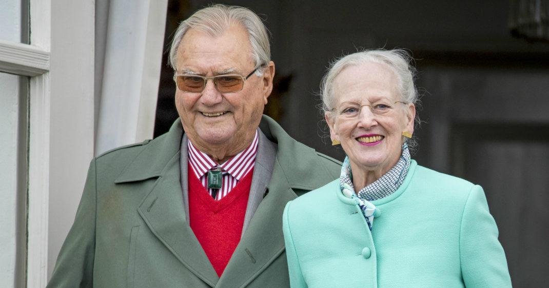 50 år gifta Bildextra! Margrethe och Henrik firar 50 år som gifta | Svensk  50 år gifta