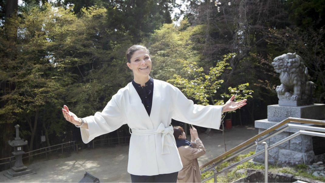 25 fantastiska bilder från Victorias Japanresa