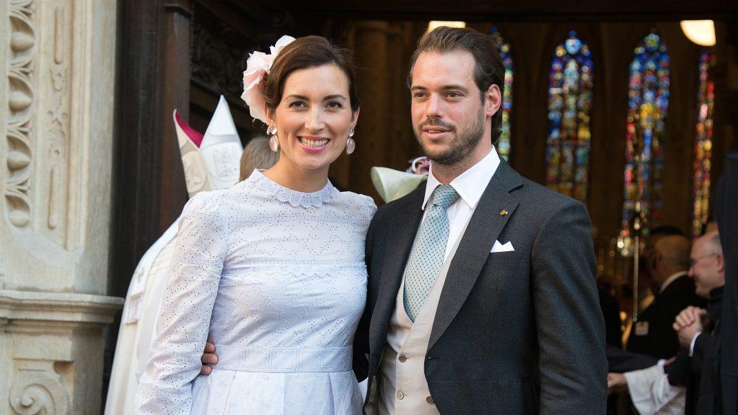 Dop i Luxemburg - se de fantastiska bilderna på prins Liam