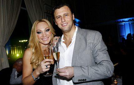 Det blir skilsmässa för Charlotte och Nicola Perrelli