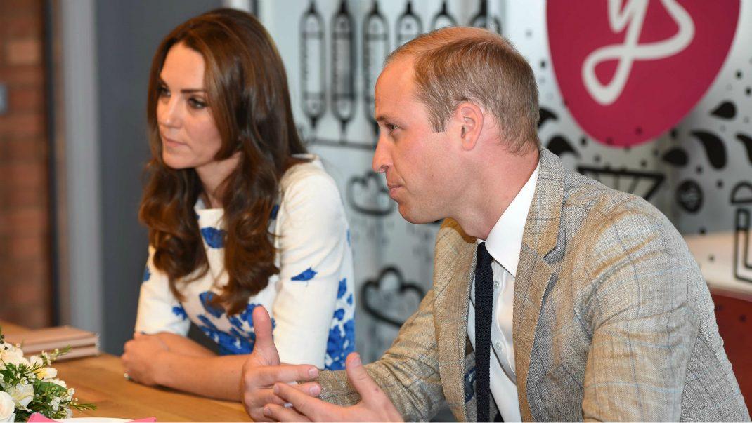 Williams och Kates grannar rasar över parets val
