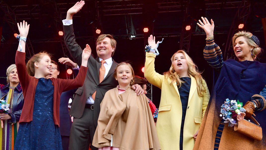 Willem-Alexanders roliga överraskning på födelsedagen