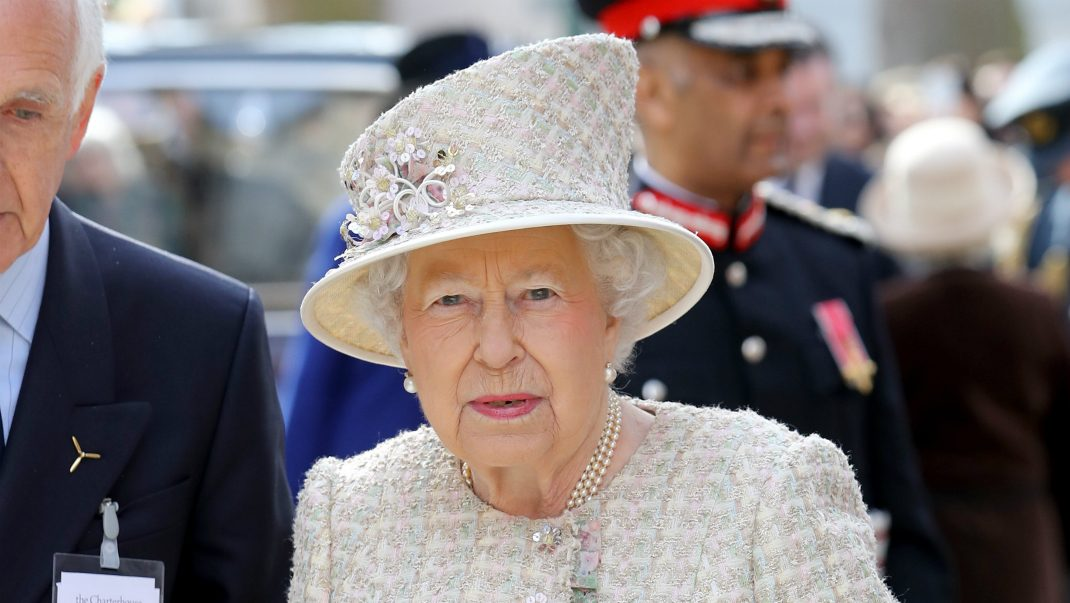 Elizabeths känslosamma meddelande till folket: