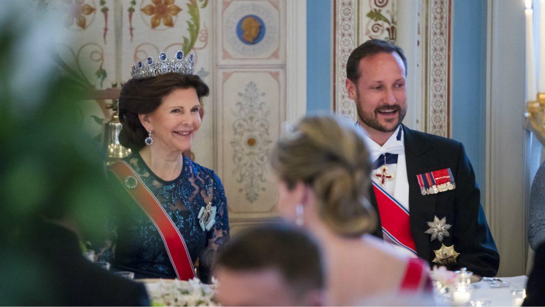Haakons stora överraskning under galamiddagen - förvånade alla
