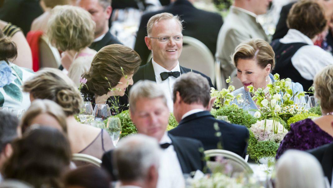 Bästa bilderna från kungliga festkvällen i Oslo