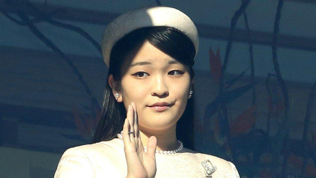 Japanska prinsessan gifter sig - och förlorar sin titel