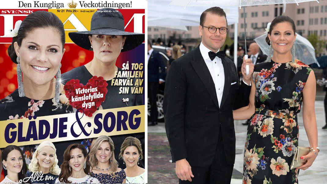 Missa inte senaste numret av Svensk Damtidning