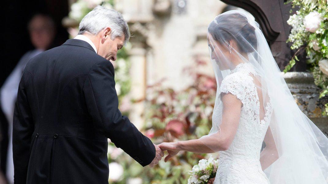 19 vackraste bilderna från Pippas bröllop