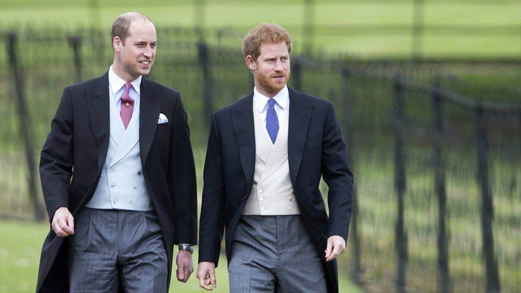 Därför anlände Harry till Pippas vigsel utan Meghan