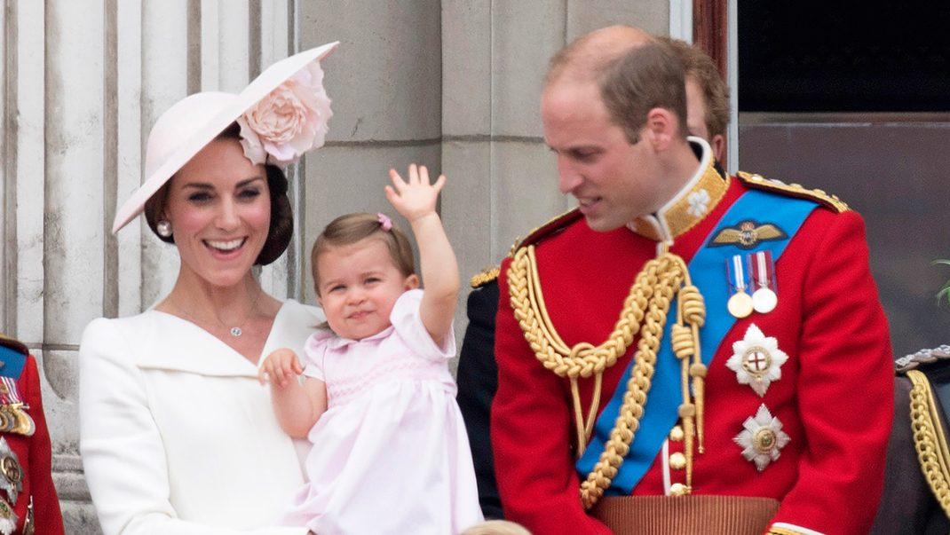 Se nya bilden på Charlotte och George