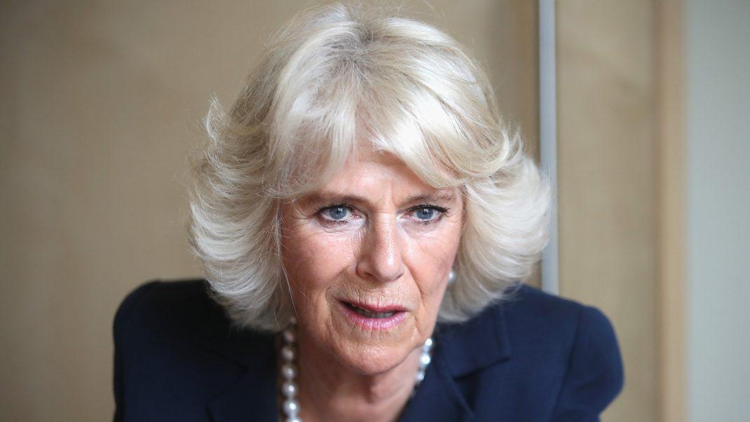 Hertiginnan Camilla om tuffa tiden efter Dianas död