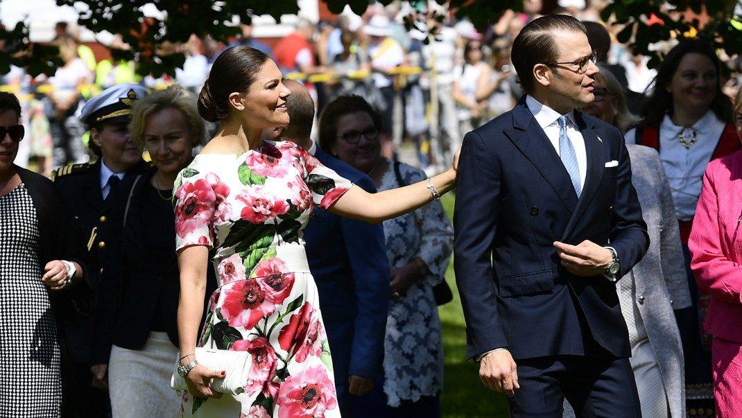 Så firar Victoria och Daniel nationaldagen