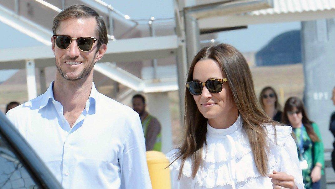 Vi avslöjar! Nygifta Pippa Middleton till Sverige på hemligt besök