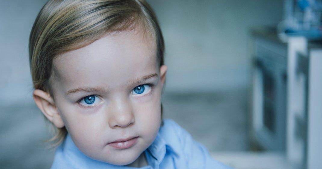 Se nya bilderna på födelsedagsprinsen Nicolas