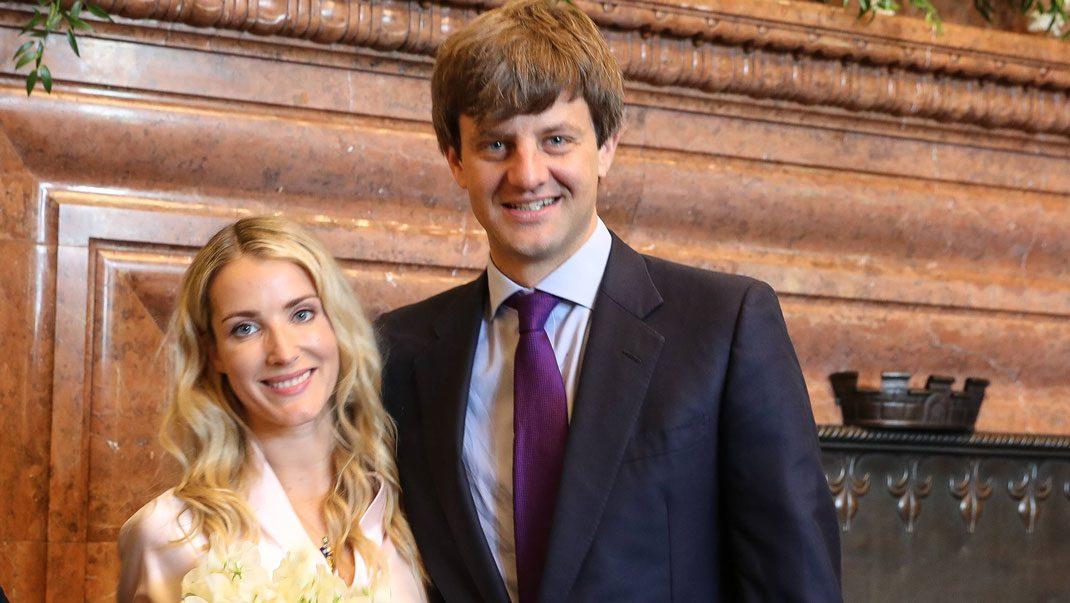 Prins Ernst August har gift sig