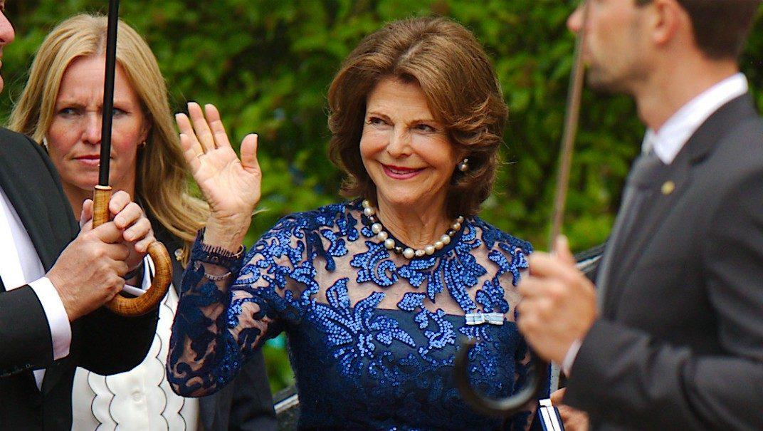 Drottning Silvias galaklänning - en favorit i repris