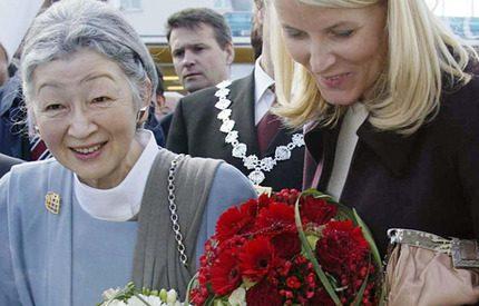 Grattis på 75-årsdagen kejsarinnan Michiko!