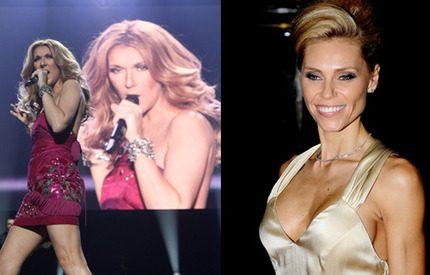 Anna Anka tar sig ton - förebilden är Celine Dion