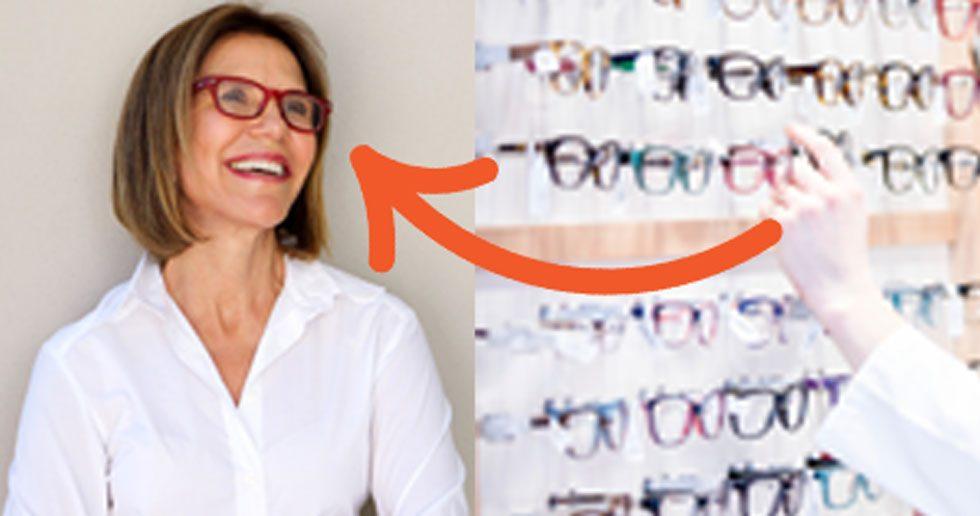 Så väljer du rätt bågar på läsglasögonen