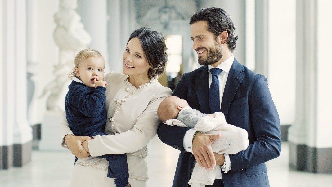 Först i Svensk Damtidning! Nya bilder på prins Gabriel