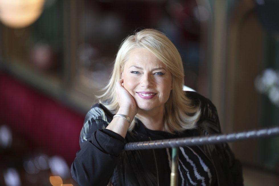 Filmaktuella Helena Bergström: Jag omfamnar rynkorna och erfarenheten