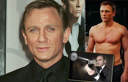 Daniel Craig som James Bond – igen…