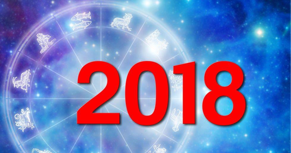 Så blir ditt 2018 – enligt astrologen