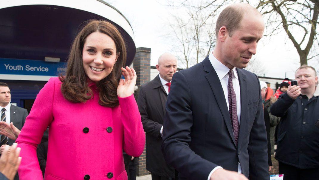 Här ska Kate och William bo under Sverigebesöket