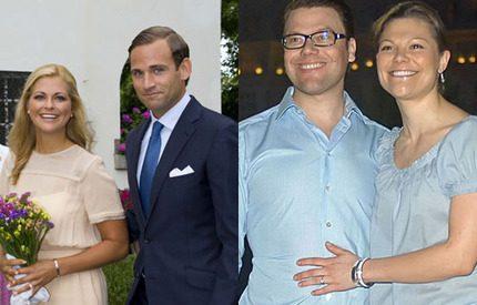 Spekulationer kring Madeleines och Victorias bröllopsresor...