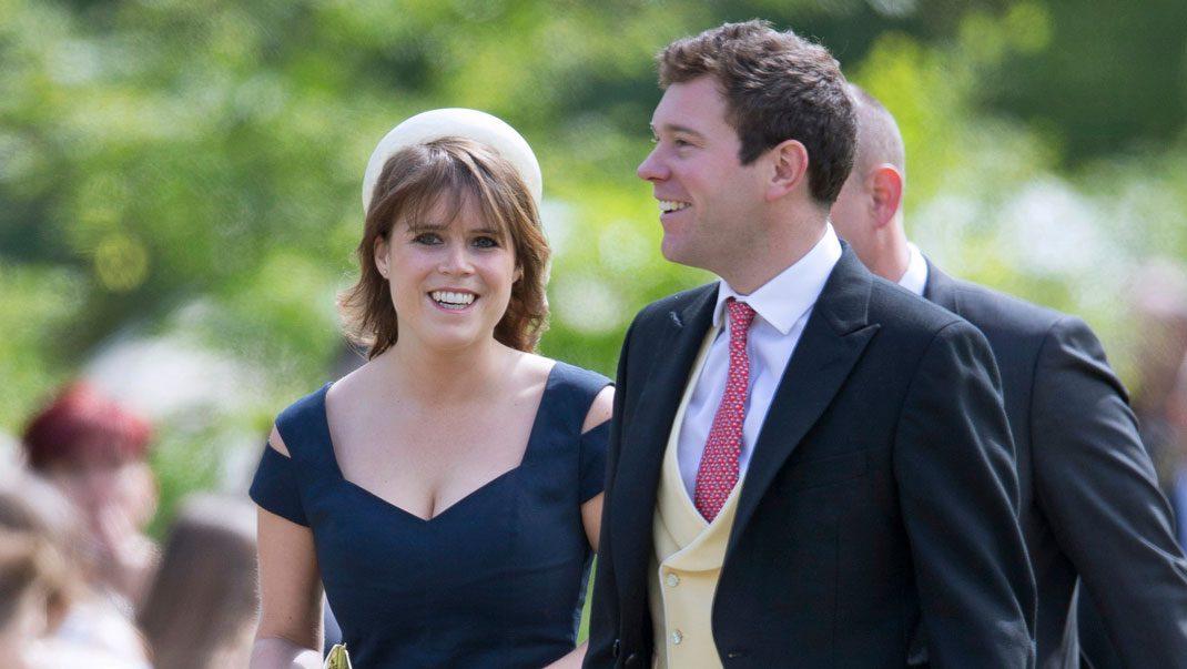 Hovet bekräftar: prinsessan Eugenie är förlovad!