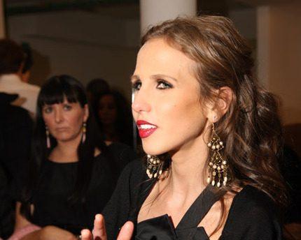22-åriga Allegra Versace vill ta över modeimperiet och sätta nya trender!