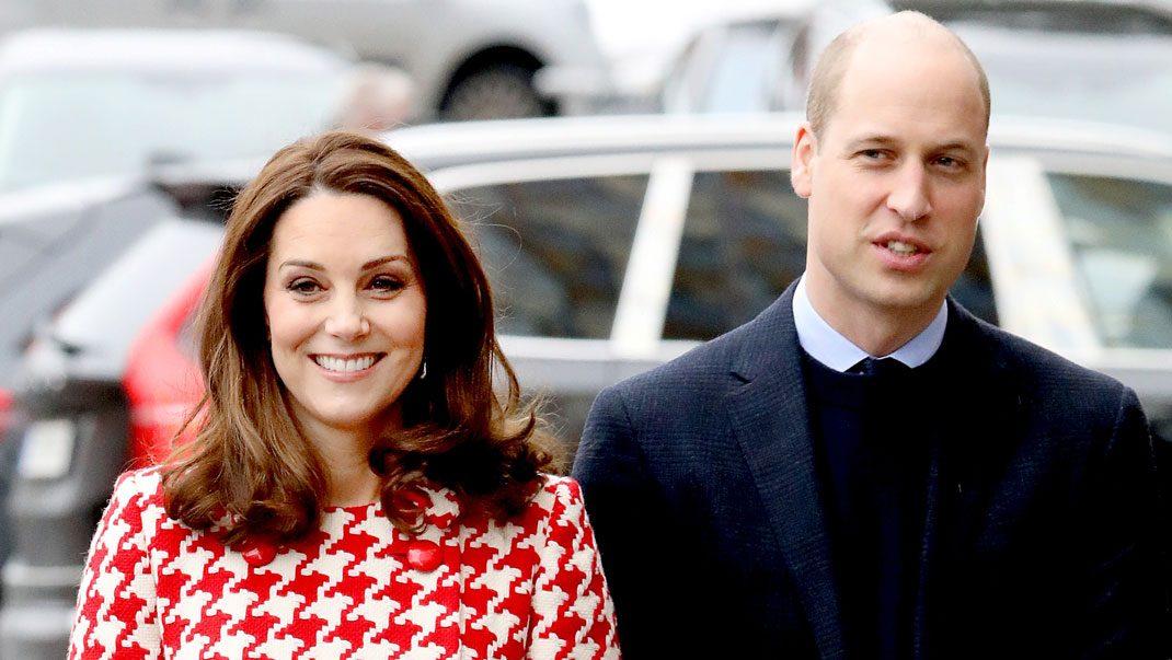 Här föder Kate sitt tredje barn – barnmorskan avslöjade av misstag