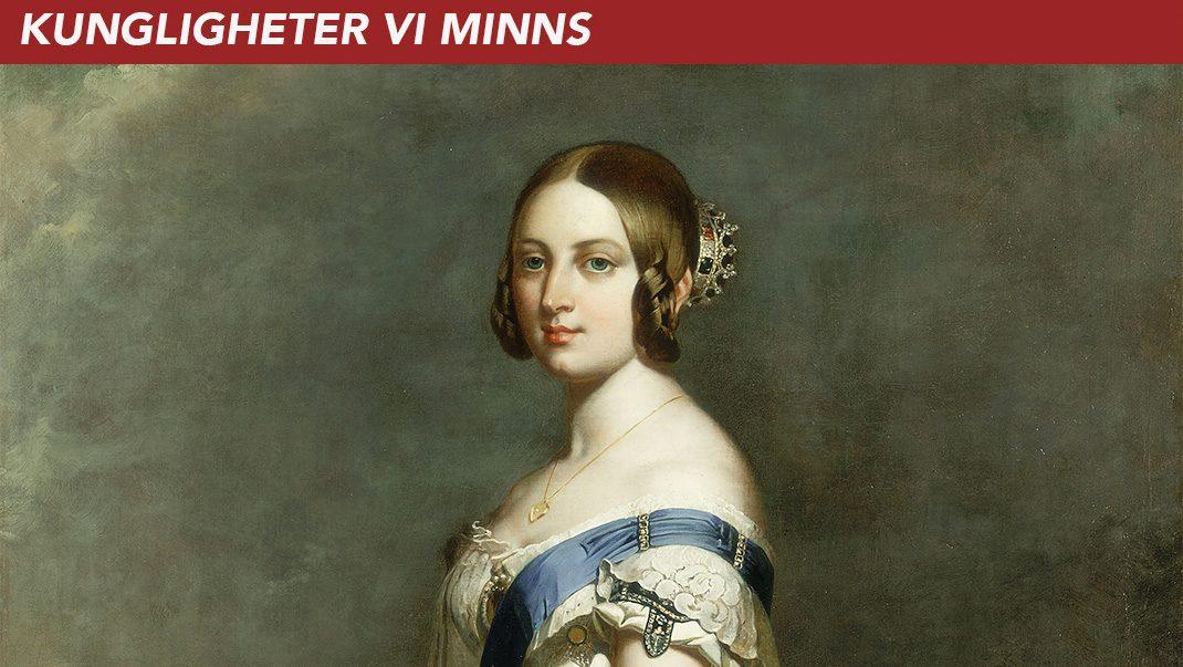 9c61ab8918a4 Drottning Victoria - överlevde sju mordförsök och friade till sin kusin
