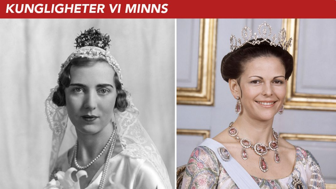 a8654d23b6d3 Drottning Ingrid – gav drottninglektioner till Silvia   Svensk ...