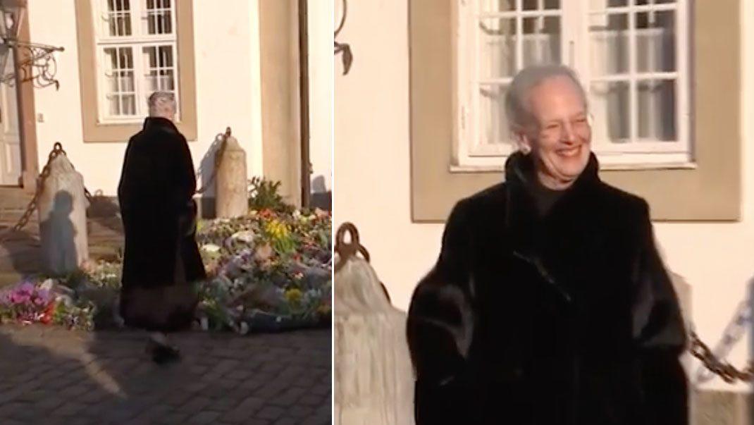Drottning Margrethe firas stort då hon fyller 70 år
