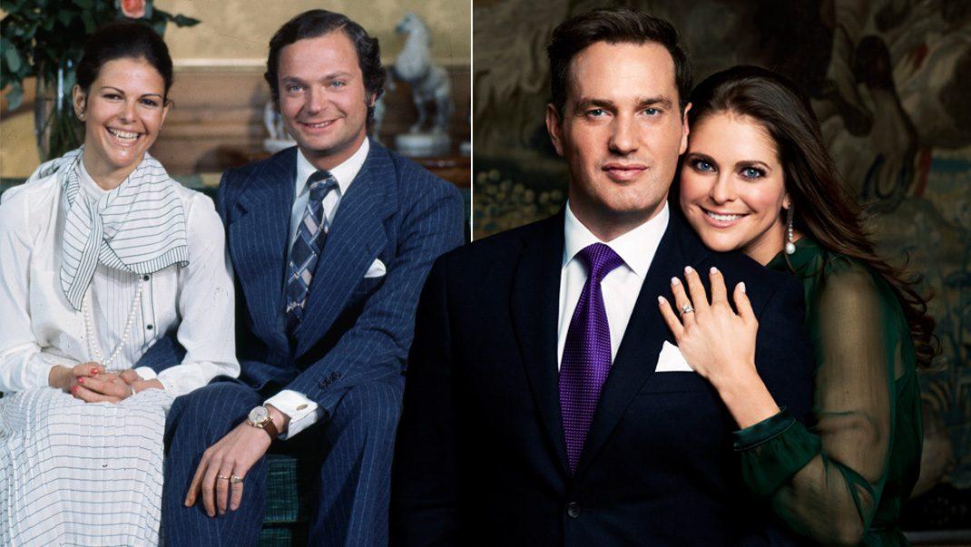 4 kungliga och romantiska förlovningar vi aldrig glömmer