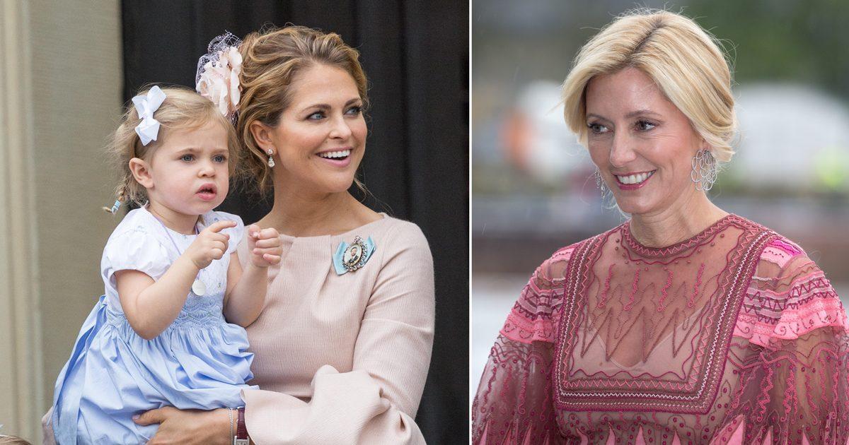 Marie-Chantals fina kommentar om prinsessan Leonore