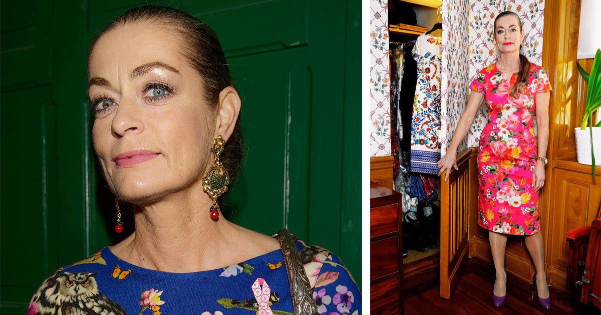 Exklusiv tjuvtitt i kungliga designern Camilla Thulins garderob