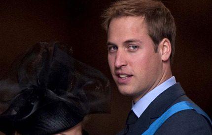 Plikten kallar för prins William…