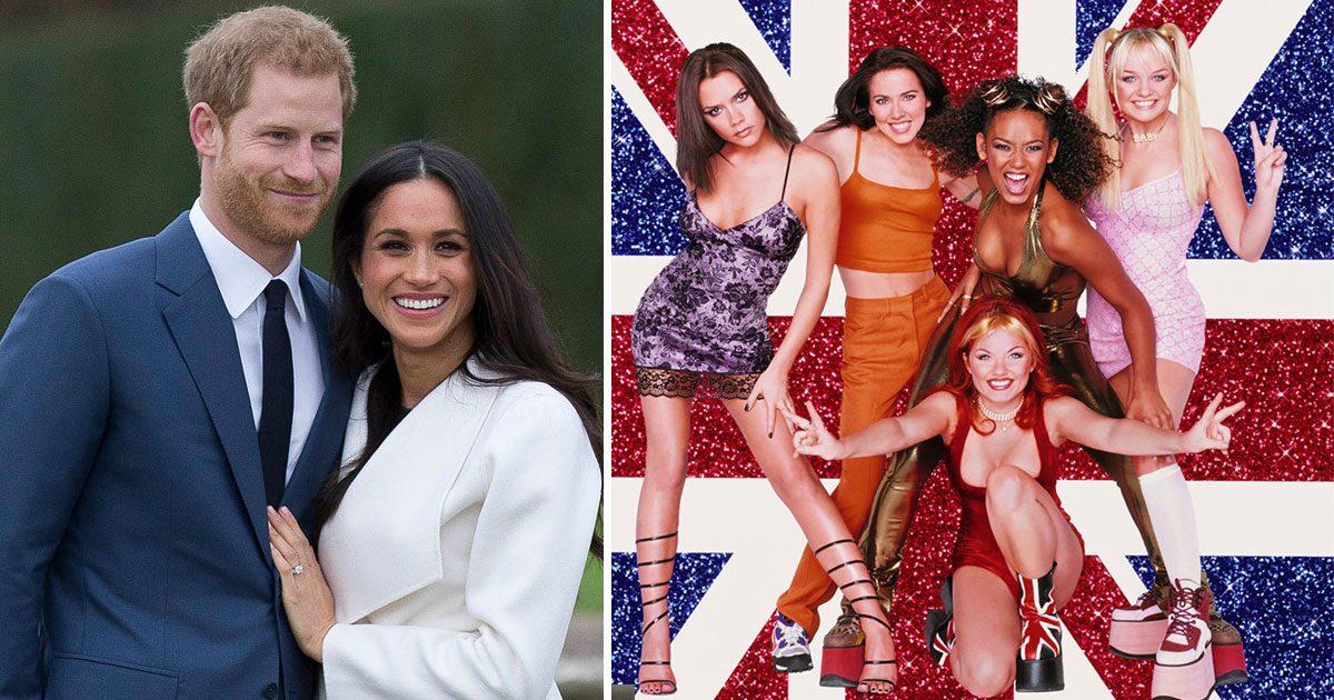 Spice Girls ska uppträda på Harrys och Meghans bröllop!