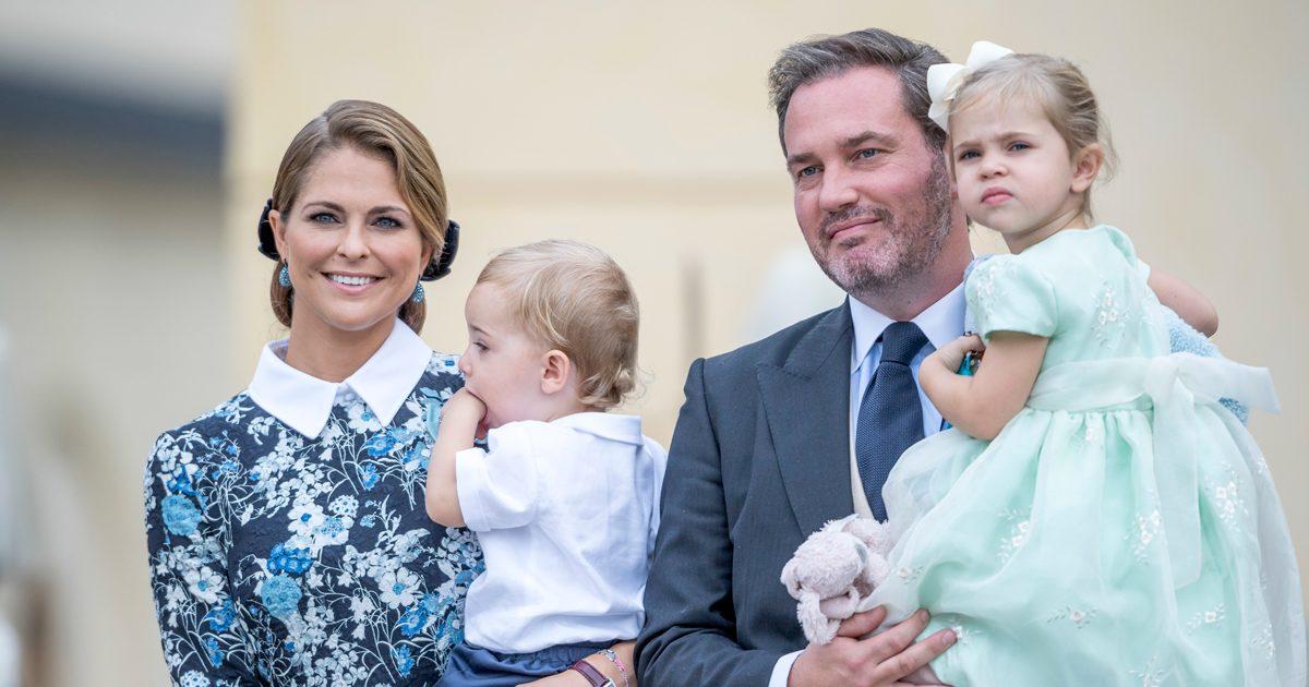 Prinsessan Madeleine och Chris O Neill har blivit föräldrar till ett tredje  barn cc9e185637348