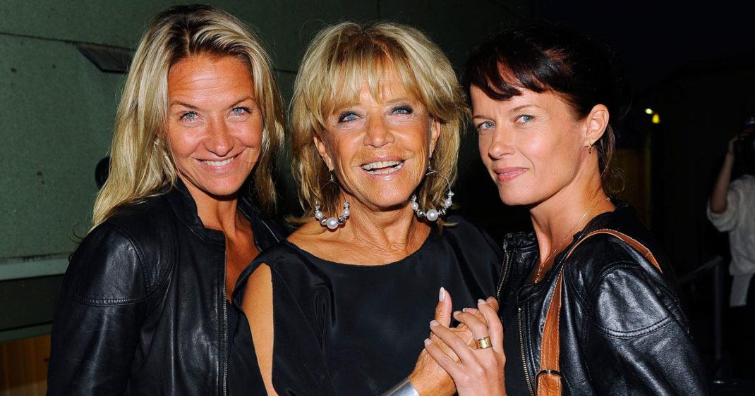 50 års hyllning Kristin Kaspersen hyllar mamma Lill Babs | Svensk Damtidning 50 års hyllning