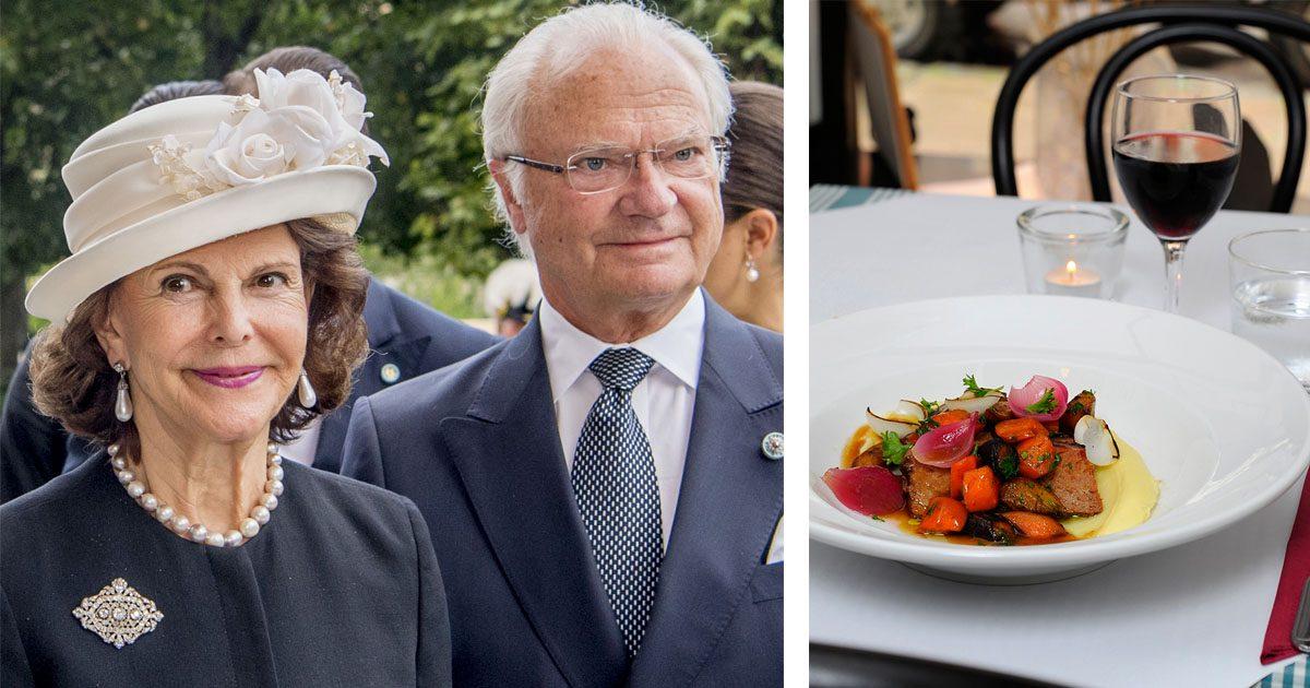 486831e2ef4a Här är kungaparets favoritrestaurang   Svensk Damtidning