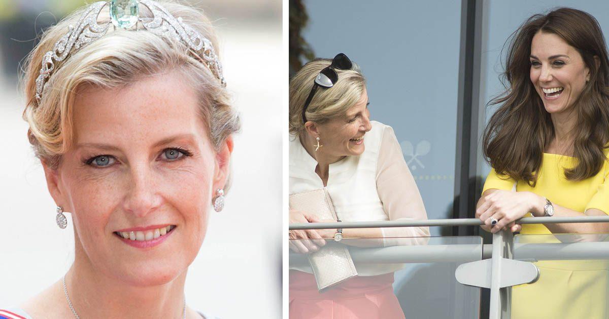 Sophie av Wessex – från skandaler till bästis med Kate och Elizabeth