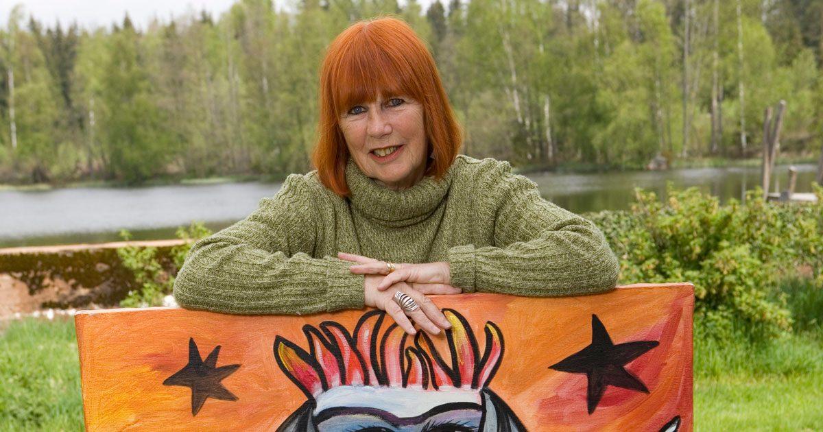 Bildspel –så minns vi Ulrica Hydman Valliens konst