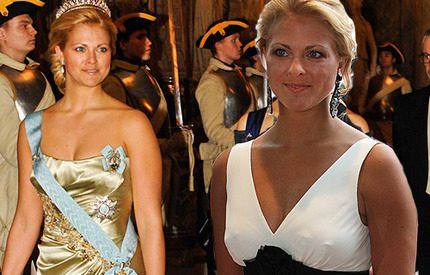 Vackra prinsessan Madeleine och hennes klänningar <br> – rösta på din favorit!