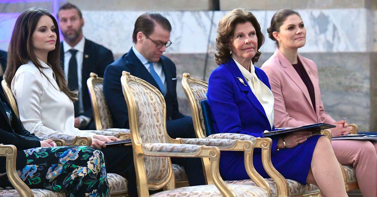 Kungafamiljen har anlänt till Global Child Forum – se bilderna!