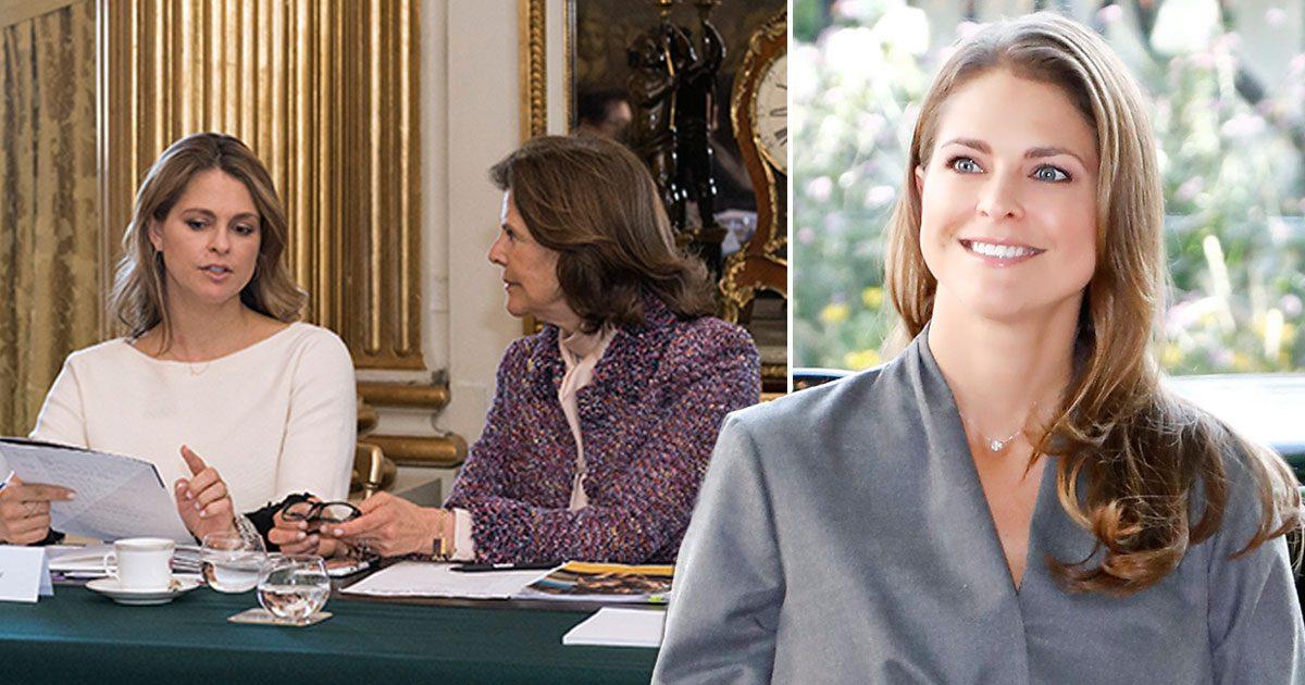 7831f58d0 Kronprinsessan Victoria hyllar svensk design – igen! | Svensk Damtidning