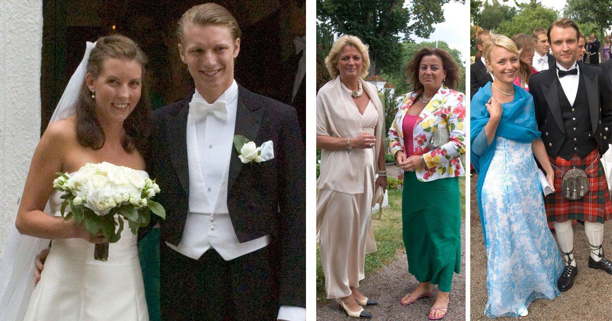 Skåne-bröllop i grönskande Mölle